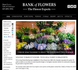 Bank of Flowers