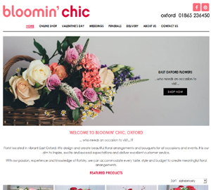 Bloomin Chic