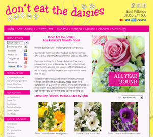 Don't Eat the Daisies