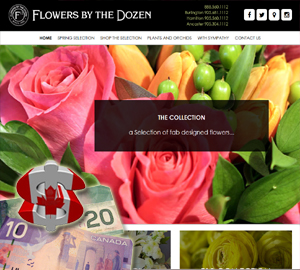 Flowers by the Dozen Canada