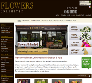 Flowers Unlimited Brighton