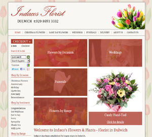 Indacos Florist