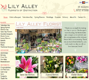Lily Alley Florist