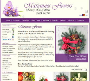 Mariannes Flowers