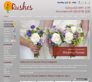 Rushes Florist
